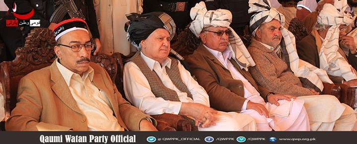 Aftab-ahmad-khan-sherpao-with-pashtun-leaders